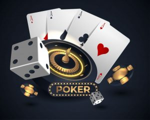 Structure of the Rules of Playing Online Poker Gambling